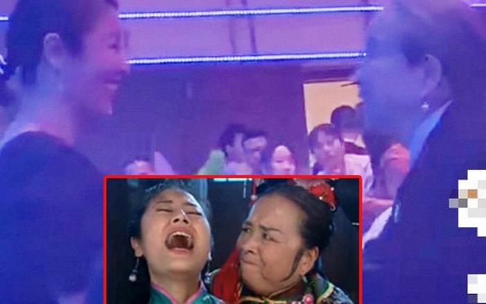 """Lâm Tâm Như vui mừng tột độ khi bất ngờ gặp """"Dung Ma Ma"""", gợi nhớ cảnh """"kim ..."""