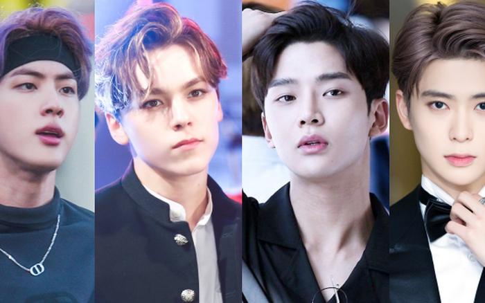 Face Genius là gì mà nổi thế trong Kpop? 5 nam thần visual cực phẩm này chính ...