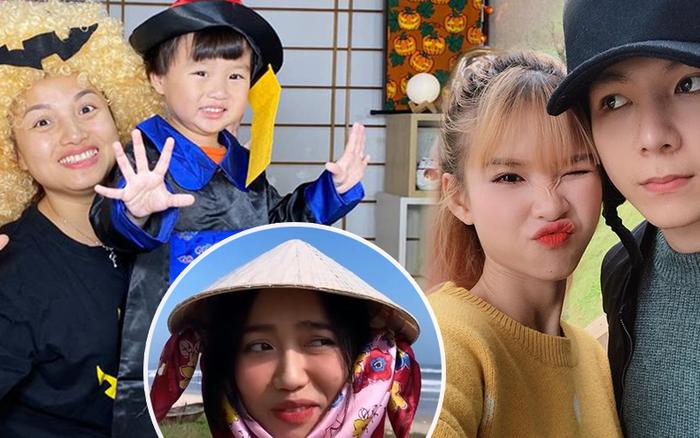 Hé lộ những sao Vbiz được mẹ Quỳnh Trần và bé Sa mời đến dự buổi offline tới đây, ...