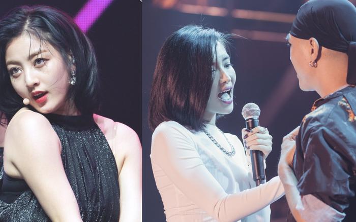 TWICE hát tiếng Việt, Bích Phương có màn collab vs nghệ sĩ Hàn tại AAA 2019 - aaa
