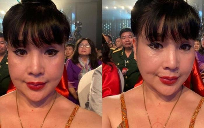 """""""Em bé Hà Nội"""" Lan Hương tự tin khoe ảnh chụp bằng camera thường, khẳng định trong hình ..."""