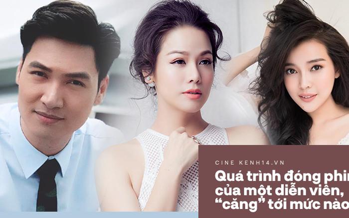 """Diễn viên Việt chia sẻ về điều kiện làm phim khắc nghiệt: """"Không khi nào được về ..."""