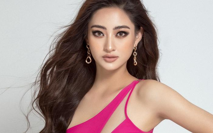 Lương Thùy Linh gây sốt với loạt ảnh bikini tại Miss World