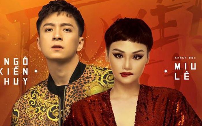 Lùm xùm quanh việc Miu Lê rút lui khỏi show Ngô Kiến Huy