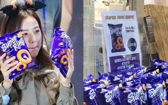 Jennie và Jisoo (BLACKPINK) khiến 1 loại snack Malaysia được nhập về Hàn Quốc để bán, ...