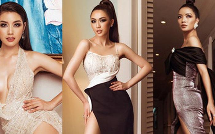 Lộ diện Top 10 gương mặt sáng giá nhất Miss Universe 2019: Thúy Vân giữ phong độ, ...
