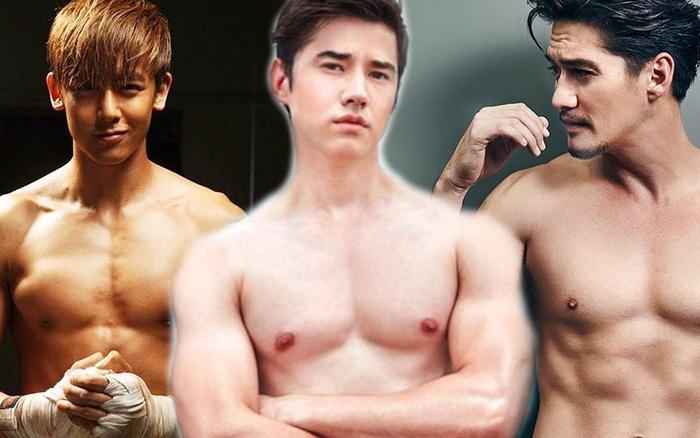 F4 phiên bản Thái Lan được thành lập trên show mới: Toàn nhan sắc cực phẩm, body ... - cực phẩm