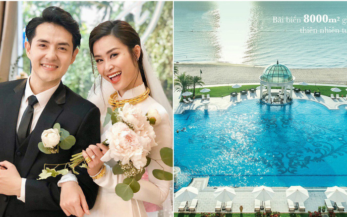 Muốn biết giới siêu giàu Việt Nam hay tổ chức đám cưới ở đâu, cứ nhìn vào ...