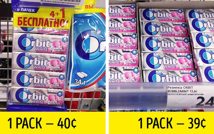 """10 mánh khóe các siêu thị thường dùng để """"bẫy"""" khách mua ..."""