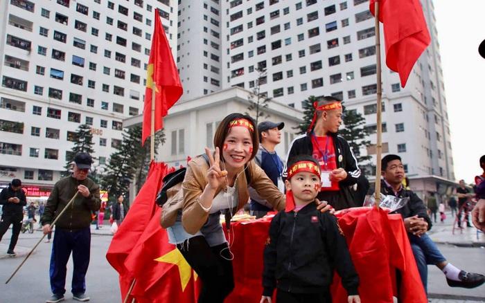 Hàng triệu CĐV đã sẵn sàng cùng U22 Việt Nam cháy hết mình cùng chung ...
