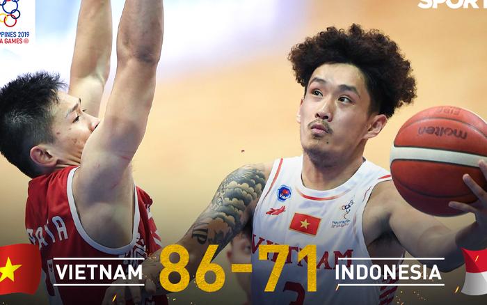 Vượt qua Indonesia một cách thuyết phục, đội tuyển bóng rổ Việt Nam viết nên trang sử mới ... - xổ số ngày 22102019