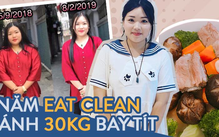 Từng phải rửa ruột vì uống thuốc giảm cân, cô gái áp dụng Eat clean để giảm được ... - xổ số ngày 22102019