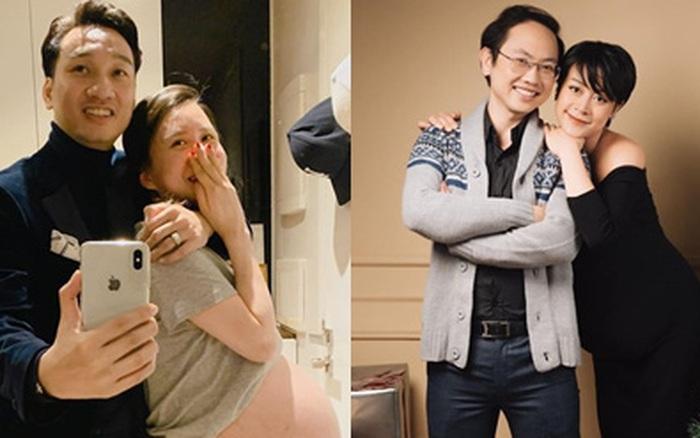 Gia đình Vbiz sắp đón con chào đời: Phí Linh vẫn đẹp mặn mà, bà xã ...
