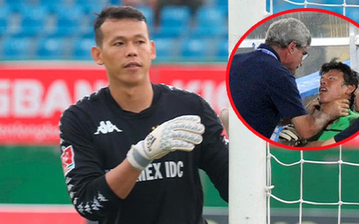 """Thủ môn Việt Nam lên tiếng về bức ảnh bị bóp cổ ở SEA Games: """"Thầy muốn tôi ở ... - xổ số ngày 22102019"""