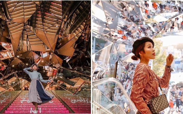 """Đến Tokyo đừng quên check in với chiếc cổng """"kính vạn hoa"""" - tọa độ """"sống ..."""