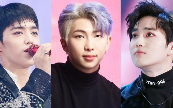Netizen Hàn chọn ra 5 nam idol Kpop sinh ra là để làm leader