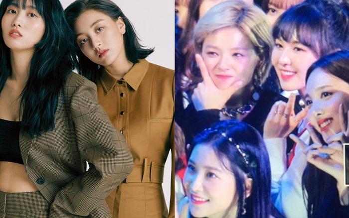 Rộ tin Jihyo và Momo xuất hiện ở SM, TWICE và Red Velvet sắp có màn kết hợp