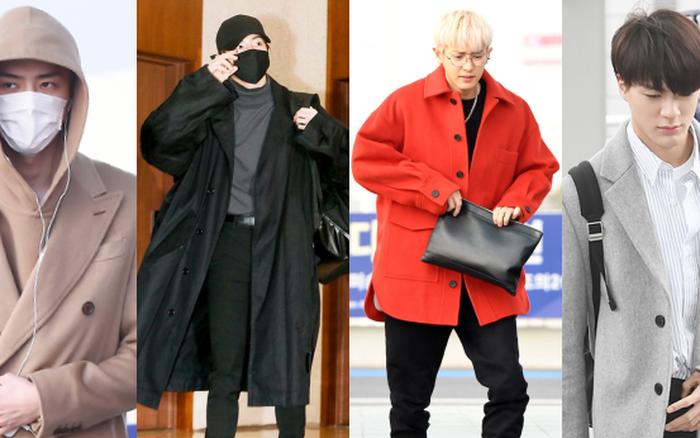 """Màn đụng độ """"trăm năm có một"""" của 4 boygroup Kpop hàng đầu: BTS đụng độ EXO, ..."""