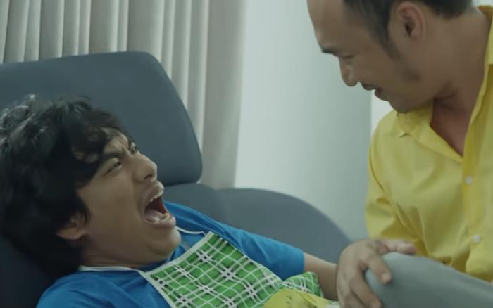 """""""Anh trai yêu quái"""" Kiều Minh Tuấn bị Tiến Luật cưỡng hôn ở parody MV gây ... - xs thứ tư"""