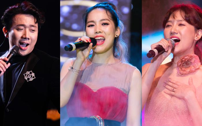 """""""Báu vật"""" Hàn Quốc So Hyang hội tụ Trấn Thành, Hari Won cùng danh ca Tuấn ..."""