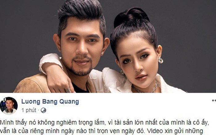Ngân 98 xác nhận lộ clip nóng, Lương Bằng Quang nhanh chóng chính thức lên ... - kết quả xổ số thừa thiên huế