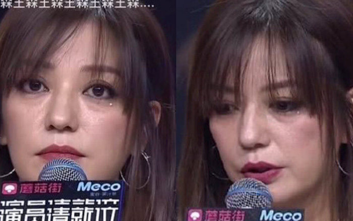 Nhan sắc thực sự của Triệu Vy được tiết lộ trên sóng truyền hình: Bọng mắt lớn, dấu hiệu ...