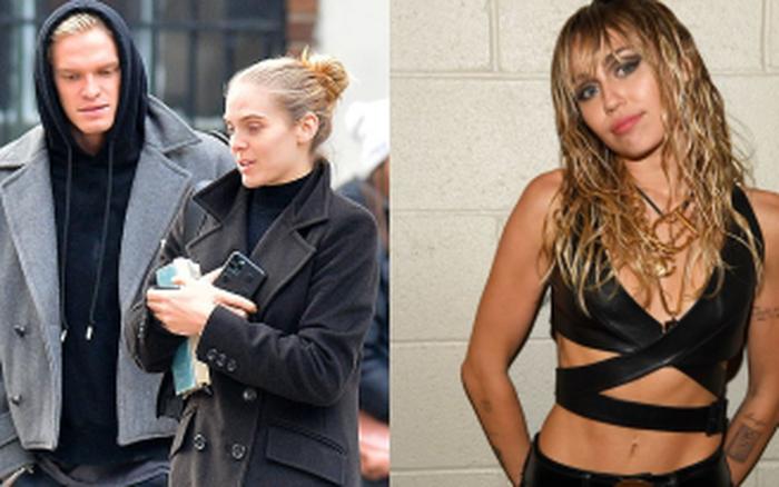 Cody Simpson sánh đôi cùng gái lạ, Miley Cyrus liền có động thái nghi ...