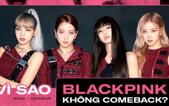 Vì sao YG không cho BLACKPINK comeback