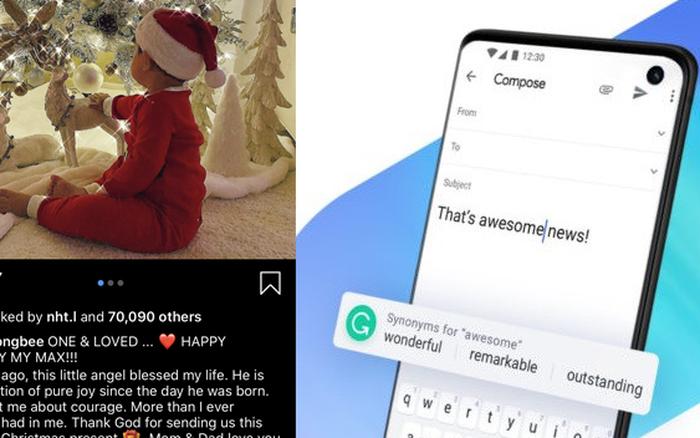 """Sợ sai tiếng Anh rồi mất công copy như Phạm Hương? Dùng ngay app """"thần thánh"""" ..."""
