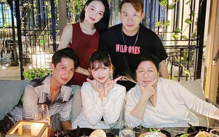 Sĩ Thanh đưa Huỳnh Phương dự tiệc ra mắt gia đình sau công khai hẹn hò