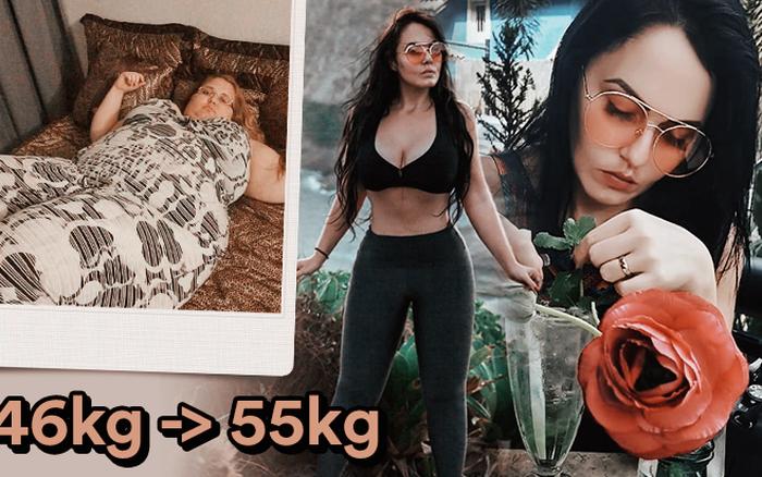 Blogger người Brazil chia sẻ bí quyết giảm gần trăm cân, lột xác hoàn toàn ...