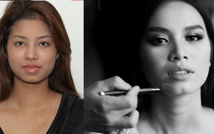 Hậu trường Bán kết Hoa hậu Hoàn Vũ VN tối nay: H'Luăi Hwing gợi nhớ Phạm Hương thời Next Top
