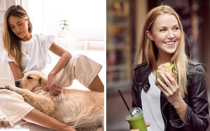 Nữ blogger Phần Lan chia sẻ chế độ ăn thuần chay đã khiến cô mất kinh nguyệt và gặp phải ...