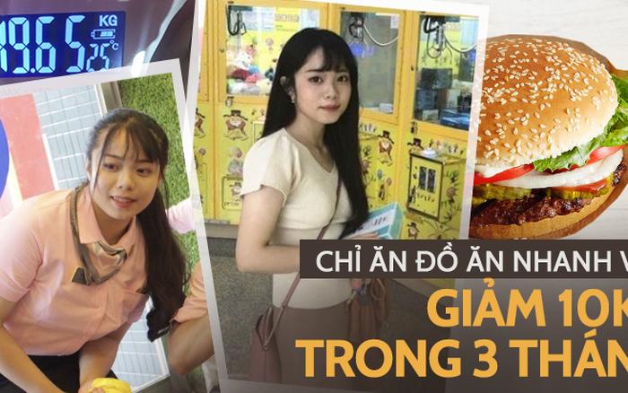 """Bị chê """"chân to như chân voi"""", cô gái Đài Loan giảm liền 15kg trong 6 ..."""