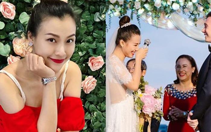 MC Hoàng Oanh lần đầu chia sẻ cảm xúc sau đám cưới ngôn tình, tình yêu ...