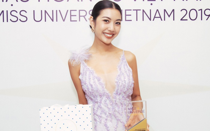 Lại thắng thêm giải thưởng phụ trước giờ G, vương miện Hoa hậu Hoàn vũ đang ở rất gần tầm tay ...