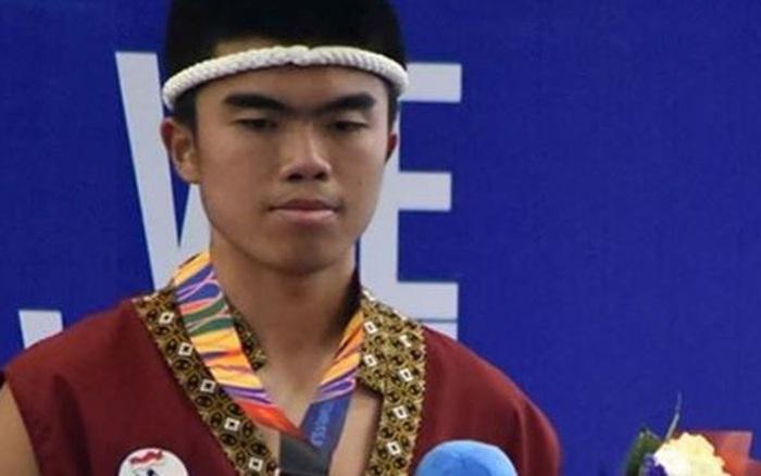 Cầu thủ Indonesia giành HCĐ võ Muay Thai SEA Games 30 rồi bày tỏ mong muốn trở lại ... - kết quả xổ số khánh hòa