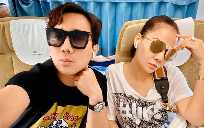 Trấn Thành bay tới Nha Trang trước thềm chung kết Hoa hậu Hoàn vũ 2019, ai ngờ lại hội ngộ Thu ...