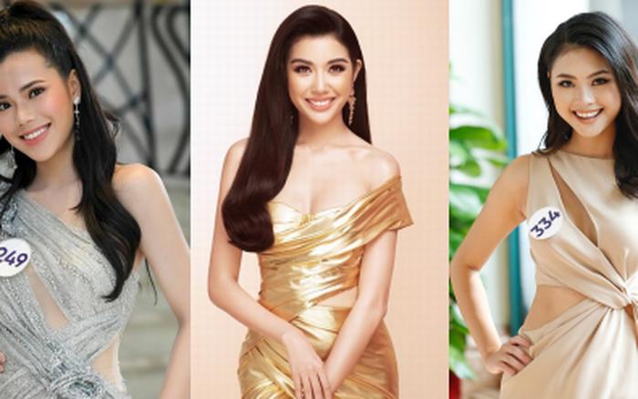Trước thềm chung kết, Miss Universe Việt công bố top 5 được yêu thích nhất: Thuý ...