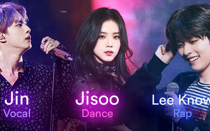 Từng bị chê đủ lời, Jisoo (BLACKPINK), Jin (BTS) và loạt idol đã hoàn thiện mình ...