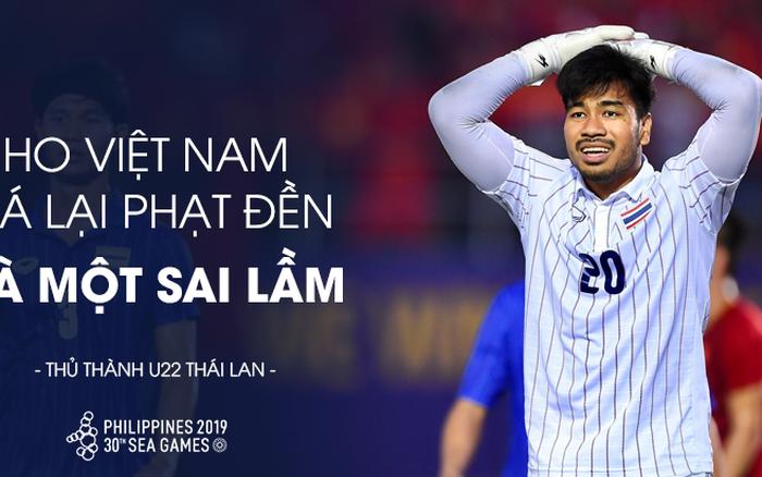 Trận đấu Việt Nam vs Thái Lan 5/12: Thủ môn Thái Lan đầy ấm ức