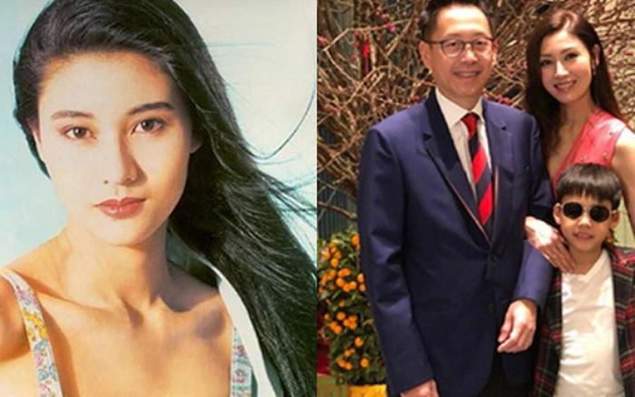 Hoa hậu đẹp nhất lịch sử Hong Kong: Bỏ tài tử nổi tiếng, lao vào các cuộc tình vật ...