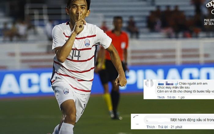 """Fan đua nhau vào trang cá nhân của cầu thủ gốc Việt của Campuchia để """"luận công ... - kết quả xổ số trà vinh"""