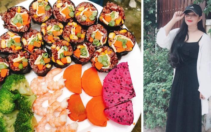 Chuyển sang ăn Eat Clean trong 1 tháng, cô bạn người Củ Chi giảm được 5kg với thực đơn ai ...