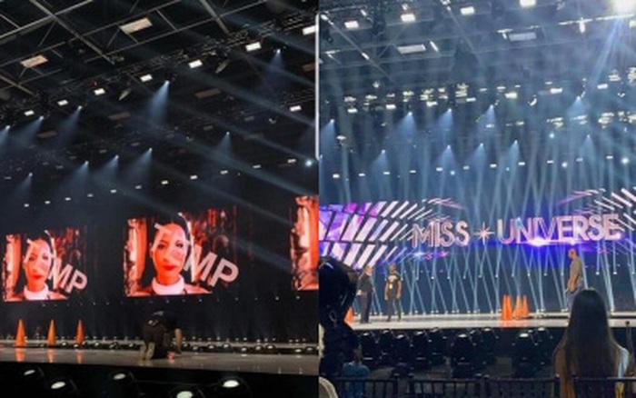 Hé lộ sân khấu bán kết Miss Universe 2019: Đường catwalk không hoành tráng ...