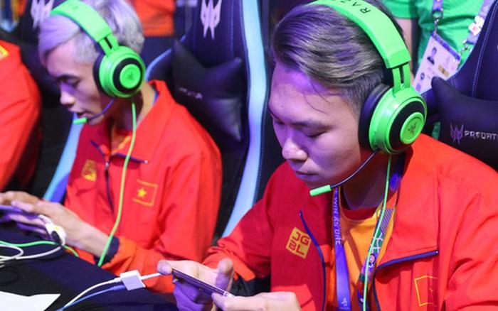 Đội tuyển Liên Quân Mobile Việt Nam dễ dàng đánh bại chủ nhà Philippines trong ...