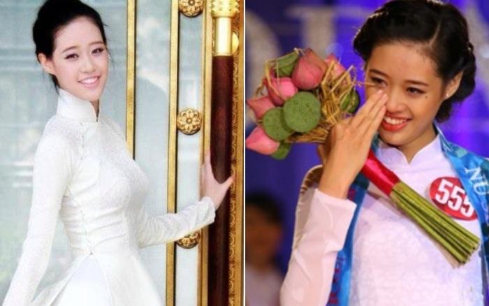 Lộ loạt ảnh hiếm thời đi học của Hoa hậu Hoàn vũ Khánh Vân: Hoa khôi áo dài ... - xổ số ngày 16102019