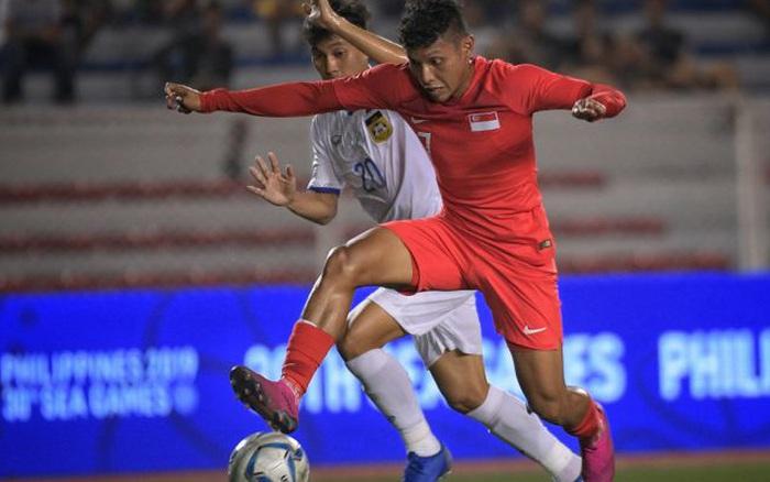 Tiết lộ: Cầu thủ U22 Singapore đi đánh bạc ngay trước trận gặp Việt Nam