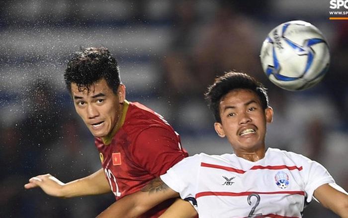 """Đè bẹp Campuchia, U22 Việt Nam khiến fan bóng đá khu vực """"bất bình"""": ..."""