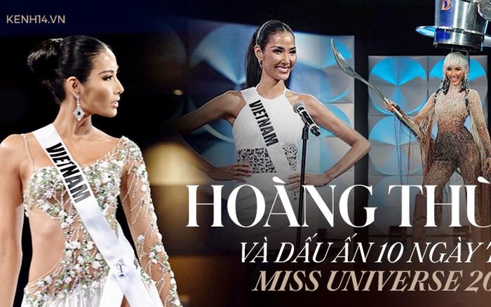 Dấu ấn Hoàng Thùy tại Miss Universe 2019: Chỉ 10 ngày liệu đủ phá vỡ cú ... - xổ số ngày 17102019